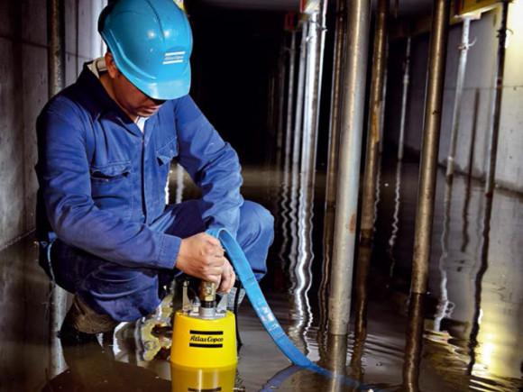 Kako se najlakše rešiti otpadnih voda – upotrebom potapajuce pumpe